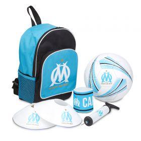 Olympique de Marseille Football Accessories Set