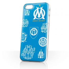 Olympique de Marseille Goo.ey Multi-Crest iPhone 6-6S-7 Cover