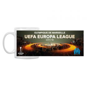 Olympique de Marseille UEFA Europa League Ceramic Mug