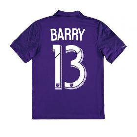 Orlando City SC Home Shirt 2017-18 - Kids with Barry 13 printing