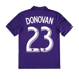 Orlando City SC Home Shirt 2017-18 - Kids with Donovan 23 printing