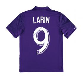 Orlando City SC Home Shirt 2017-18 - Kids with Larin 9 printing