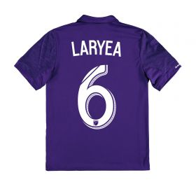Orlando City SC Home Shirt 2017-18 - Kids with Laryea 6 printing