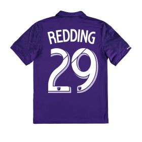 Orlando City SC Home Shirt 2017-18 - Kids with Redding 29 printing