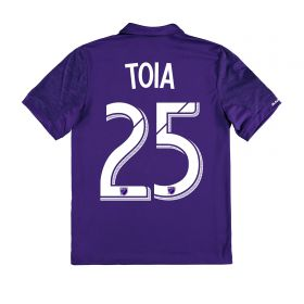 Orlando City SC Home Shirt 2017-18 - Kids with Toia 25 printing