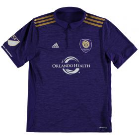 Orlando City SC Home Shirt 2017-18 - Kids