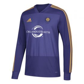Orlando City SC Training Top - Long Sleeve - Purple