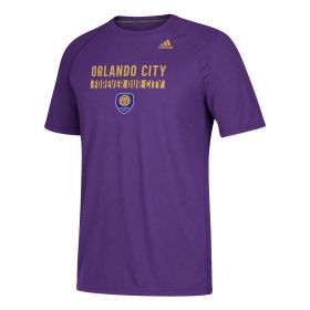 Orlando City SC Utility Work T-Shirt - Purple