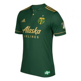 Portland Timbers Authentic Home Shirt 2018