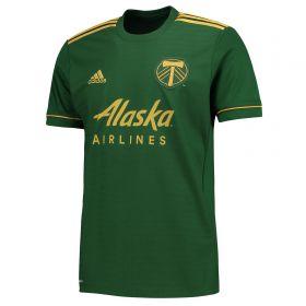 Portland Timbers Home Shirt 2017-18
