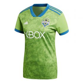 Seattle Sounders Home Shirt 2018 - Womens