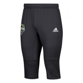 Seattle Sounders Training 3/4 Pants - Dk Grey