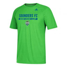 Seattle Sounders Utility Work T-Shirt - Green