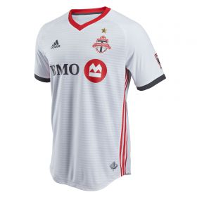 Toronto FC Away Shirt 2018 with Morrow 2 printing