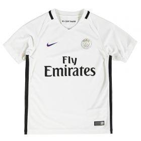 Paris Saint-Germain Third Shirt 2016-17 - Kids with Silva 2 printing