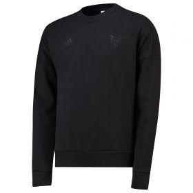 DC United Tango Crew Sweatshirt - Black