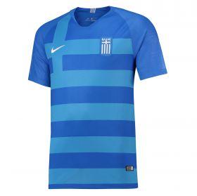 Greece Away Stadium Shirt 2018