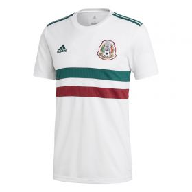 Mexico Away Shirt 2018 with Sánchez 9 printing