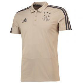 Ajax Training Polo - Gold