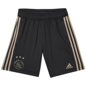 Ajax Training Short - Dark Grey - Kids