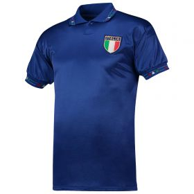 Italy 1990 World Cup Finals Shirt