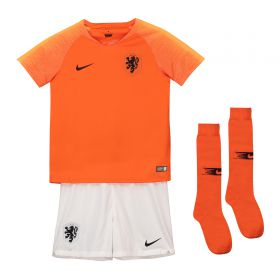 Netherlands Home Stadium Kit 2018 - Little Kids