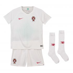 Portugal Away Stadium Kit 2018 - Little Kids