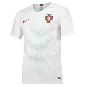 Portugal Away Stadium Shirt 2018