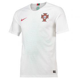 Portugal Away Stadium Shirt 2018 with Ronaldo 7 printing