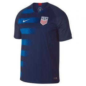USA Away Stadium Shirt 2018