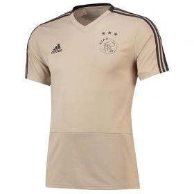 Ajax Training Jersey - Gold - Kids