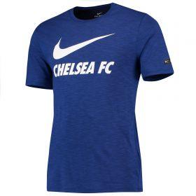Chelsea Pre Season T-Shirt - Blue