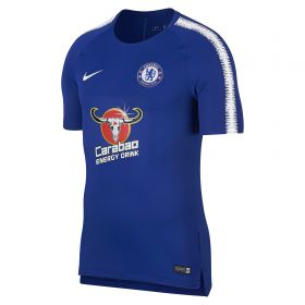 Chelsea Squad Training Top - Blue