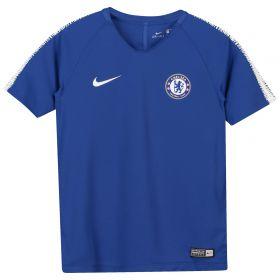 Chelsea Squad Training Top - Blue - Kids
