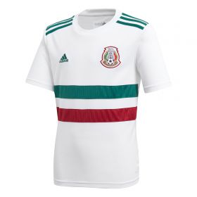 Mexico Away Shirt 2018 - Kids with Pavlyuchenko 9 printing