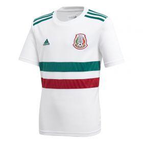 Mexico Away Shirt 2018 - Kids with Sánchez 9 printing
