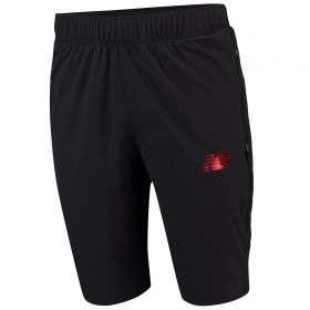 New Balance Pinnacle Tech Training Shorts - Black