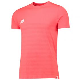 New Balance Pinnacle Tech Training Top - Red