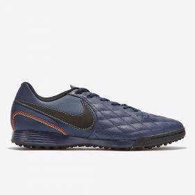 Nike TiempoX Ligera IV 10R Astroturf Trainers - Blue