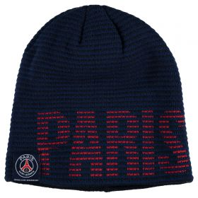 Paris Saint-Germain Beanie - Navy - Junior