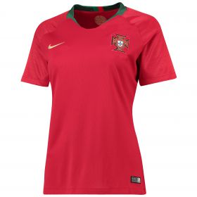 Portugal Home Stadium Shirt 2018 - Womens