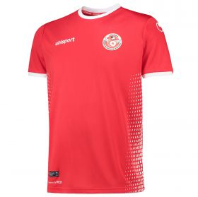 Tunisia Away Shirt 2018