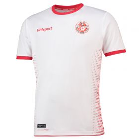 Tunisia Home Shirt 2018