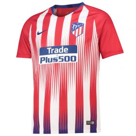Atlético de Madrid Home Stadium Shirt 2018-19 with Vitolo 23 printing