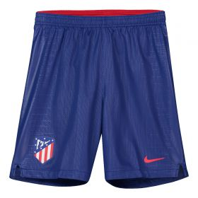 Atlético de Madrid Home Stadium Shorts 2018-19 - Kids