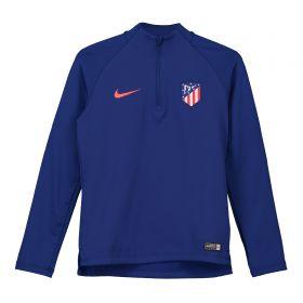 Atlético de Madrid Squad Drill Top - Royal Blue - Kids