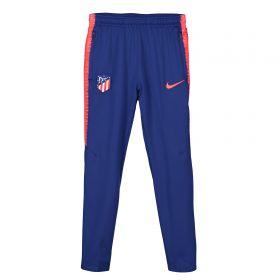 Atlético de Madrid Squad Training Pants - Royal Blue - Kids