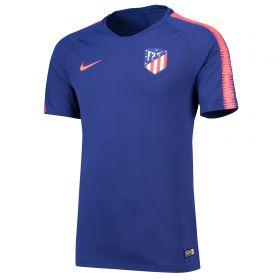 Atlético de Madrid Squad Training Top - Royal Blue
