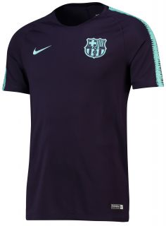 Barcelona Squad Training Top - Purple - Kids