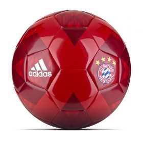 Bayern Munich Football - Red - Size 5